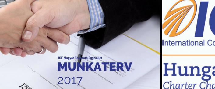 2017-es Elnökség és Munkaterv