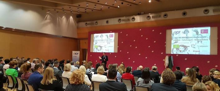 HR BRAND(em) Konferencia nyitány