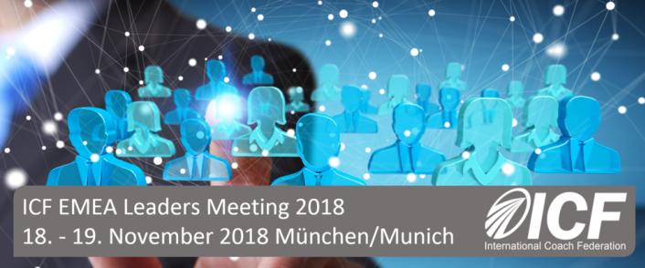 Beszámoló az ICF EMEA régiós vezetői találkozójáról