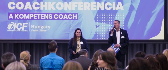 ICF Coachkonferencia 2019 – A kompetens coach