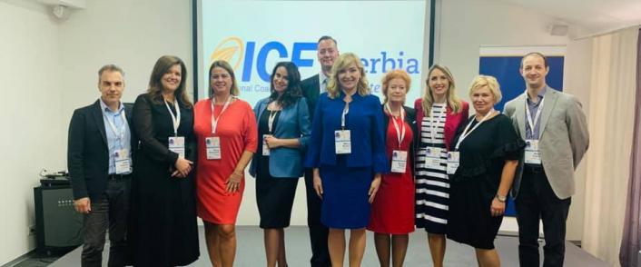 Egy mozgalmas coaching hét az ICF Szerb Tagozatával